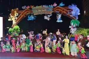 Khai mạc Festival múa rối Giấc mơ xanh tại TP Hồ Chí Minh