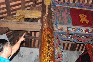 Quảng Ninh: Ngôi đình trăm tuổi trên đảo tiền tiêu kêu cứu