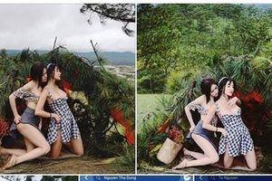 Vụ Á hậu Thư Dung chụp ảnh 'bôi bẩn' Đà Lạt: Xử điểm du lịch chui