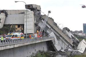 Italia tìm câu trả lời cho vụ sập cầu Morandi