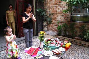 3 bài văn cúng cô hồn theo Văn khấn cổ truyền Việt Nam