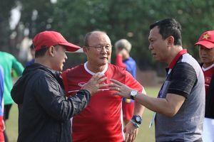 Phó chủ tịch VFF ra tay, Olympic Việt Nam có ngay sân tập ưng ý