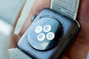 Apple phát triển các công nghệ theo dõi sức khỏe