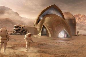 NASA tổ chức cuộc thi in 3D thiết kế nhà trên sao Hỏa
