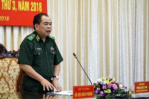 Giao lưu lực lượng biên phòng 6 nước tiểu vùng sông Mekong