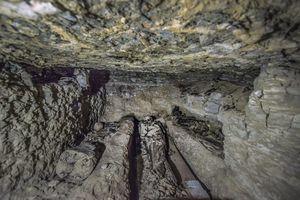 Có gì trong xưởng ướp xác vừa được phát hiện ở Ai Cập?