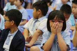 Chỉ số hạnh phúc của học sinh giảm sút vì cha mẹ gây áp lực