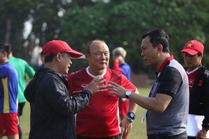 Trợ lý tiết lộ mối lo của HLV Park Hang Seo về Olympic Nepal