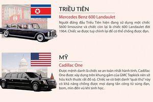 Khám phá 10 siêu xe đặc biệt dành riêng cho nguyên thủ quốc gia