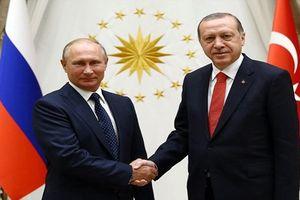 Nga bắt tay với Thổ Nhĩ Kỳ để thoát vòng trừng phạt của Mỹ