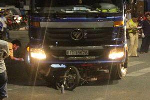 Người phụ nữ thiệt mạng sau cú va chạm với xe tải