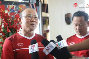 HLV Park Hang Seo nói gì trước cuộc đọ sức với đối thủ Olympic Nepal?