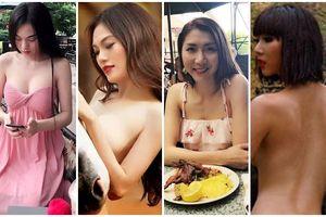 Từng gây sốc vì chụp ảnh nude quá bạo, 4 mỹ nhân Việt giờ ra sao?