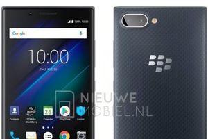 BlackBerry KEY2 LE giá rẻ bất ngờ lộ diện