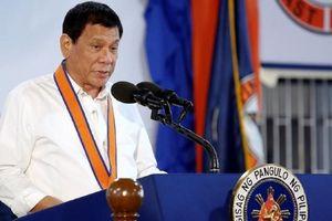 Tổng thống Philippines chỉ trích chính sách của Trung Quốc trên Biển Đông