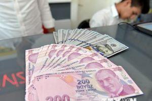 Đồng nội tệ Thổ Nhĩ Kỳ mất giá tác động xấu tới kinh tế Iran