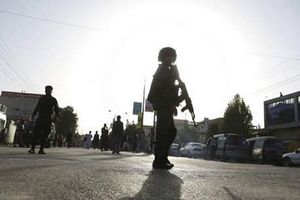 Afghanistan: Một trung tâm tình báo ở thủ đô Kabul bị tấn công