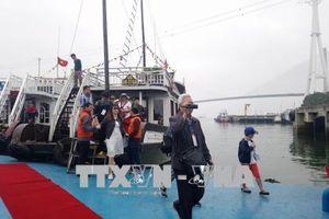Chấm dứt hoạt động trên vịnh Hạ Long đối với tàu du lịch Trang Linh