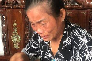 Vụ Thiếu úy công an tử vong: Gia đình đau khổ cùng cực