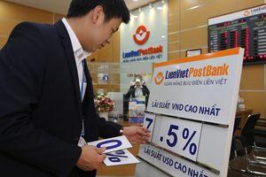 LienVietPostBank: 'Chậm lại để nắm cơ hội'