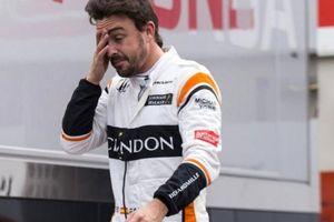CHÍNH THỨC: Alonso tạm biệt F1 sau mùa giải 2018