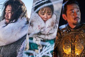 Ngắm ảnh mới 'cóng' chưa công bố của ba vệ thần trong 'Thử thách thần chết 2'