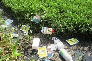Điều kiện sản xuất của thuốc bảo vệ thực vật
