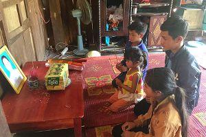 Xót thương tương lai mù mịt của bốn anh em mồ côi cả cha lẫn mẹ ở Quảng Trị