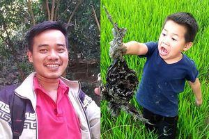 Câu chuyện về chiếc điện thoại chạm đến nút bạc Youtube của hai bố con cậu bé 'Win - Bảo Nguyên'
