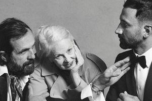 Giới thời trang nín thở đón chờ sự kết hợp của Burberry và Vivienne Westwood