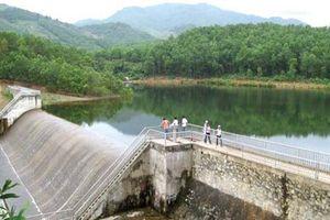 Nhiều hồ, đập tại Quảng Trị đang xuống cấp nghiêm trọng