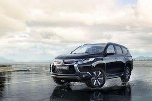 Mitsubishi Pajero Sport ra mắt phiên bản máy dầu, giá cạnh tranh Toyota Fortuner