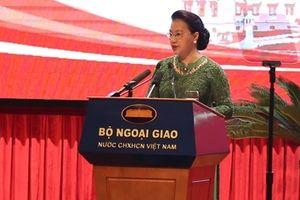 Đối ngoại Quốc hội là một trụ cột trong nền ngoại giao Việt Nam