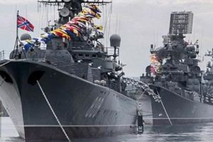 Nga xây dựng căn cứ Hải quân hiện đại và mạnh nhất thế giới ở Kaspiisk