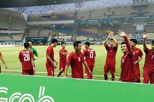 Lịch thi đấu bóng đá nam ASIAD 18 ngày 16/8: Olympic Việt Nam quyết thắng Nepal