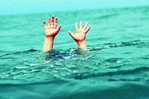 Hai chị em chết đuối thương tâm ở Hà Tĩnh