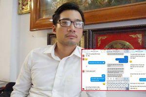 Sinh viên bị giảng viên khoa Luật quấy rối: 'Nhiều bạn nữ cũng bị thầy nhắn tin thiếu đứng đắn'