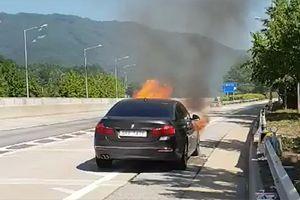 Nhiều xe BMW gặp sự cố cháy nổ, chính phủ Hàn Quốc vào cuộc