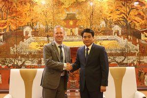 Hà Nội - London cam kết tăng cường hợp tác trên nhiều lĩnh vực