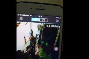 Công an thông tin về clip bắt cóc trẻ em ở Hội An