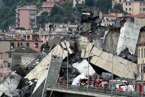 Italy trước nguy cơ sập hàng nghìn cây cầu hơn 50 năm tuổi