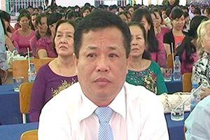 Tạm đình chỉ nhiệm vụ, quyền hạn đại biểu HĐND tỉnh của nguyên Bí thư Thị xã Bến Cát