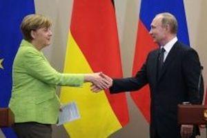 Lãnh đạo Nga và Đức thảo luận thúc đẩy các dự án chung