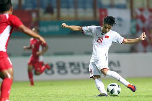 Olympic Việt Nam vào vòng 2, tranh ngôi đầu với Nhật