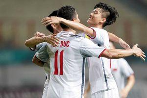 Olympic Việt Nam 2-0 Olympic Nepal: 'Song Đức' lập công