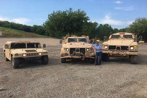 Soi siêu xe thay thế thiết giáp Humvee trong Quân đội Mỹ