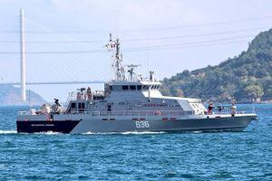 Tàu Nga tiếp tục tới Syria trước trận đánh Idlib