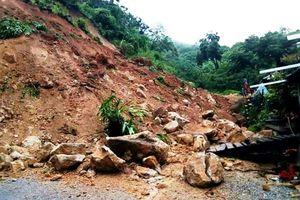 Thanh Hóa: Một người thiệt mạng do sạt lở đất
