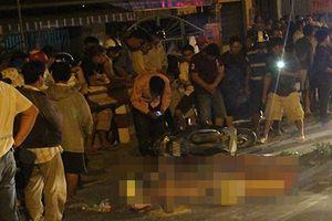 Tai nạn giao thông, nữ phụ hồ tử vong dưới bánh xe tải