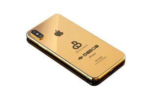 Xuất hiện iPhone XS vàng ròng giá gần 3 tỷ đồng cho giới siêu giàu